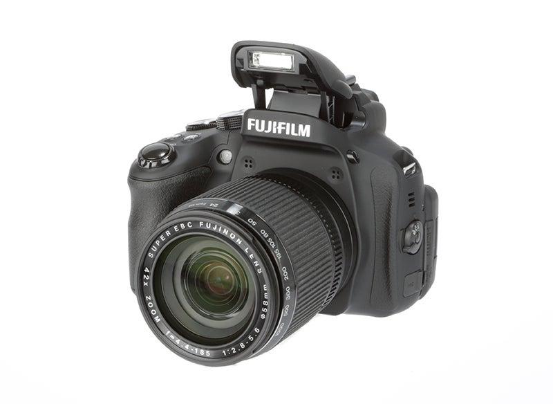 Fujiflm HS50 EXR angle