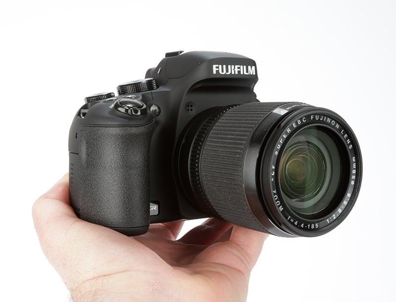 Fujifilm HS50 EXR hand held