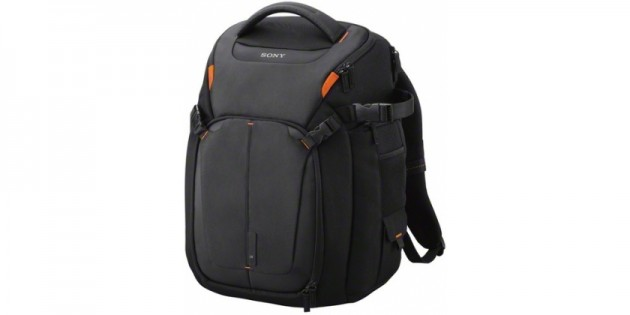 Sony LCS-BP3 Pro-style camera backpack