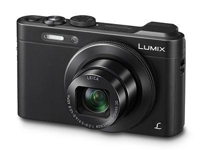 Panasonic Lumix LF1 Review -  front view
