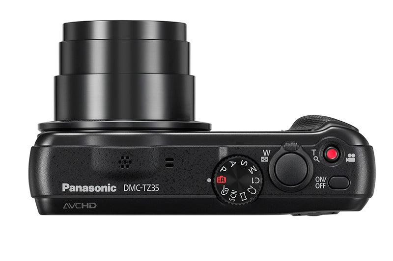 Panasonic Lumix TZ35 Review - handling