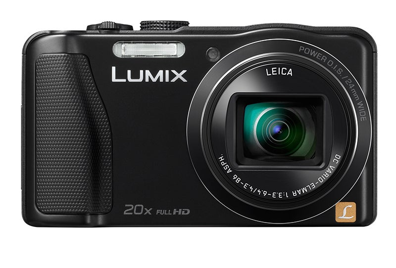 Panasonic Lumix TZ35 Review - front view