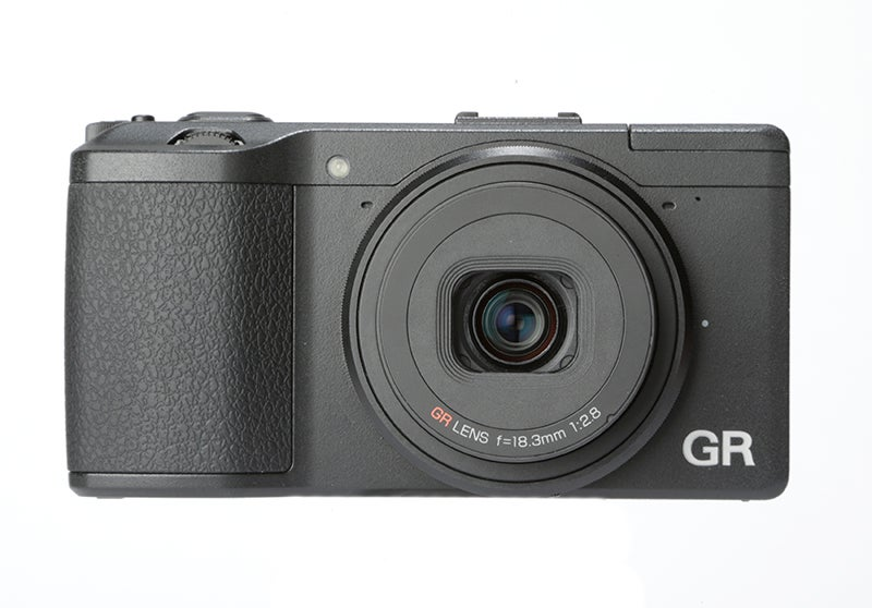 Ricoh GR Review - front view