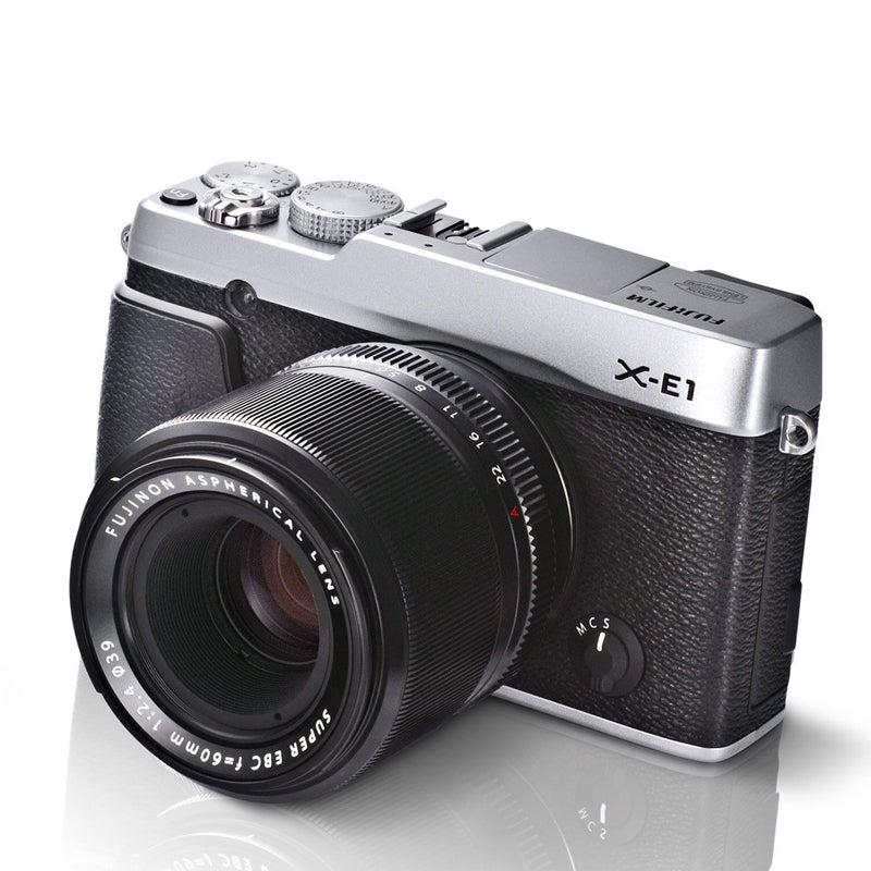 Fujifilm X-E1 review