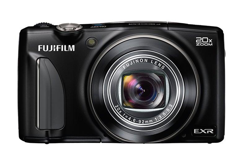 Fujifilm F900EXR front view