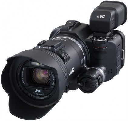 JVC GC PX100 product shot 1