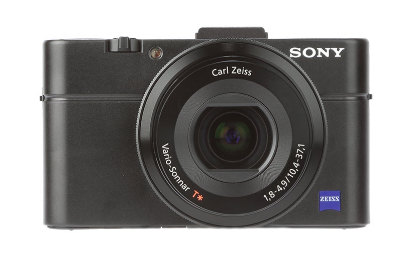 Sony Cyber-shot RX100 II Review - front