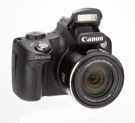 Canon PowerShot SX50 HS product shot 7