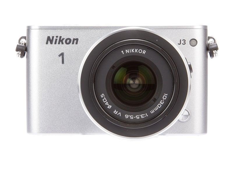 Nikon 1 J3 Review - front view
