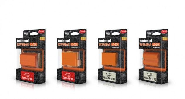 Hahnel Xtreme Li-Ion batteries