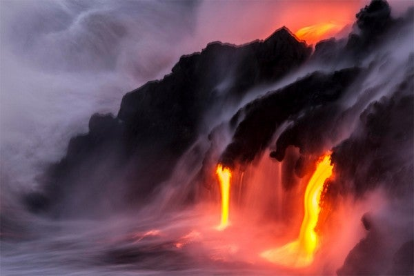 Monday Photo: Kalapana Lava Fields - What Digital Camera