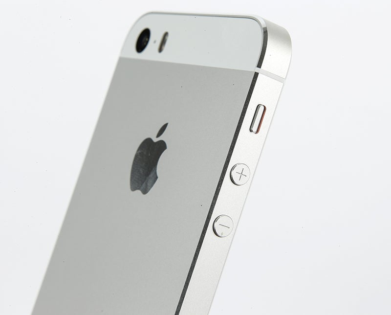 Apple iPhone 5s Review - rear
