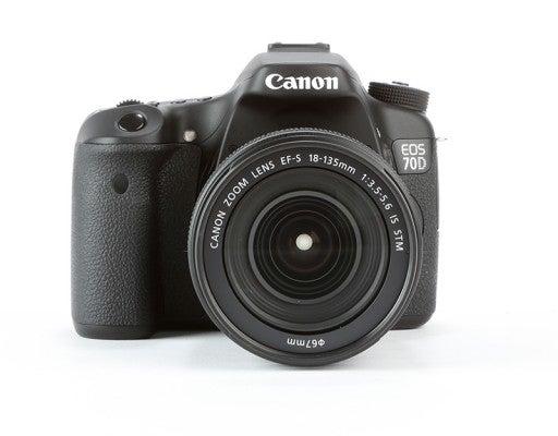 Canon EOS 70D product shot 10
