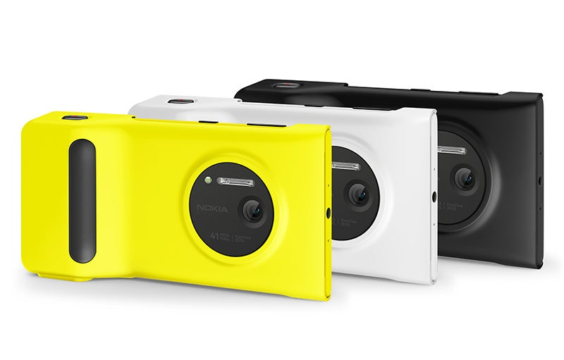 Nokia Lumia 1020 dedicated camera case