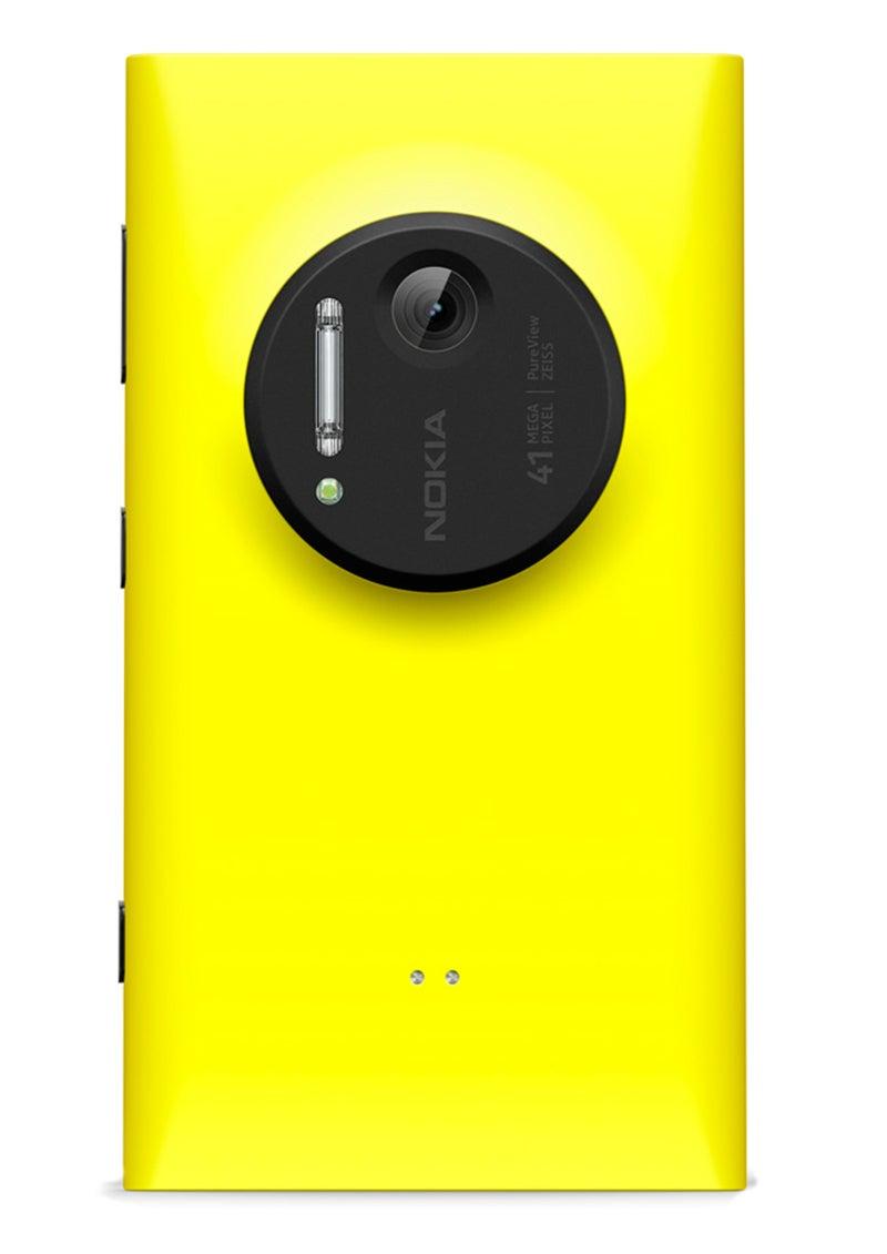 Nokia Lumia 1020 rear view