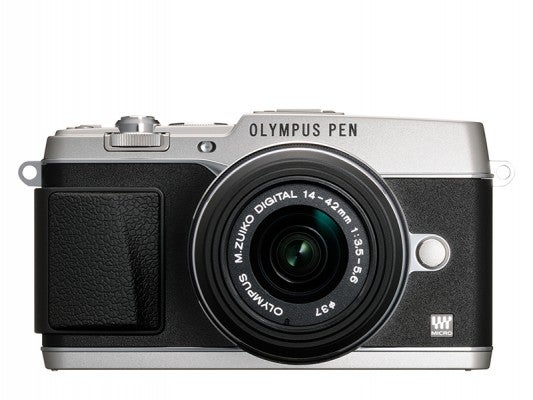 Olympus E-P5 product shot 3