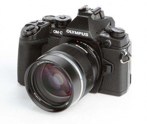 Olympus OM-D E-M1 product shot 12