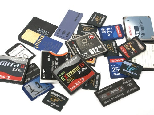 Understanding Memory Cards What Digital Camera