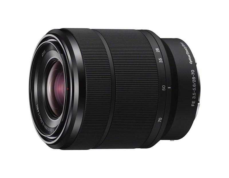 Sony Unveils New E Mount Full Frame Lenses What Digital