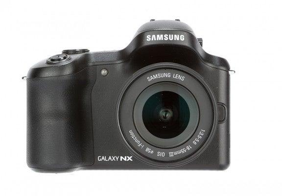 Samsung Galaxy NX Video Review