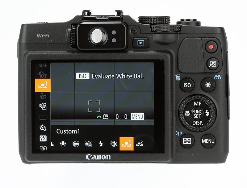 Canon PowerShot G16 Review – Wi-fi