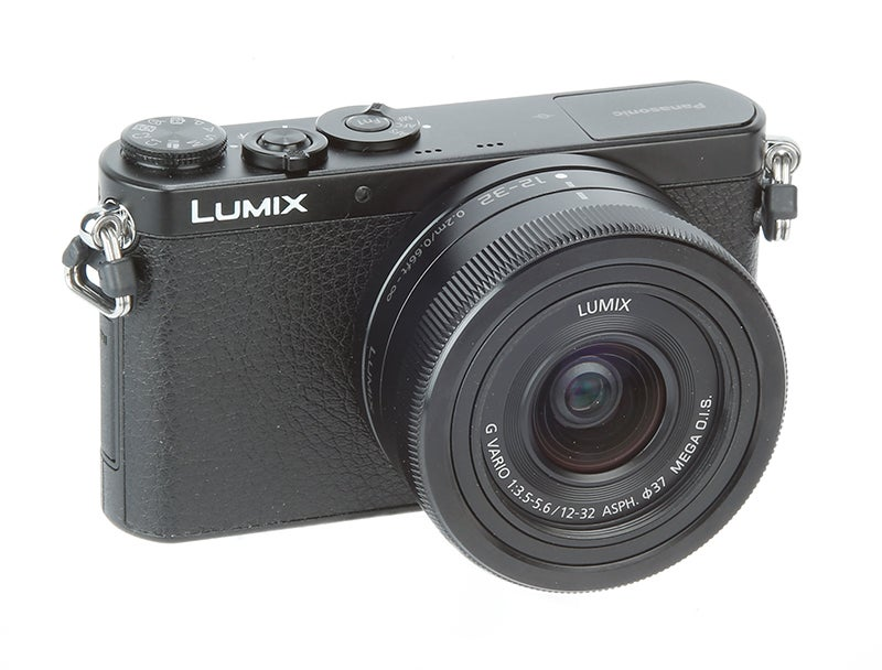 Panasonic Lumix GM1 Review – front wide