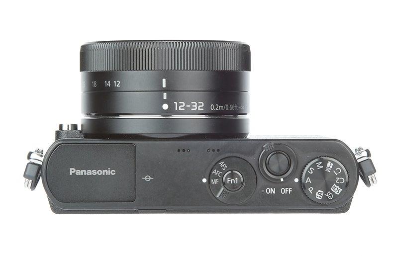 Panasonic Lumix GM1 Review – top down