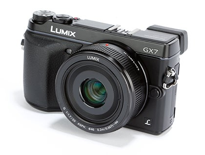 Christmas wish list Panasonic Lumix GX7