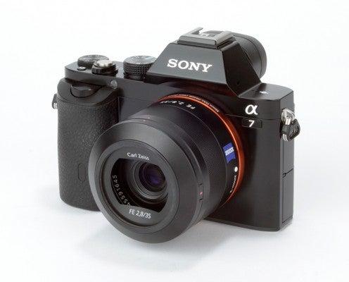 Sony Alpha A7 product shot 12