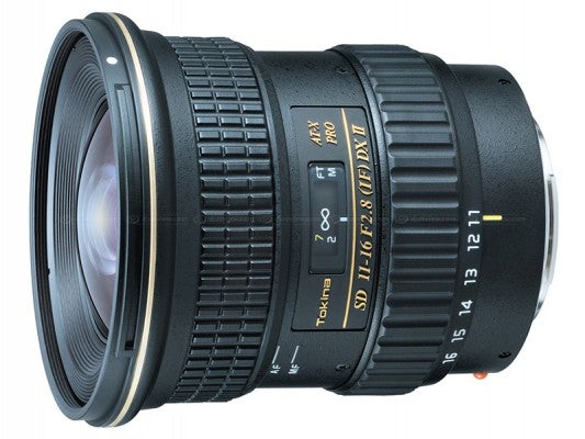 Tokina AT-X 11-16mm F/2.8 type-II lens for Sony a-mount