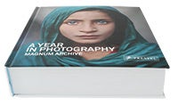 A Year In Photography - photography book