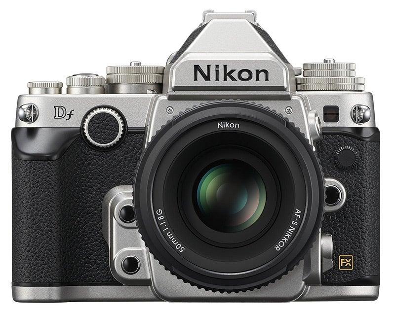 Nikon Df front view