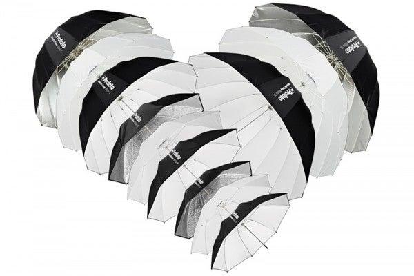 Profoto Umbrella Deep and Umbrella Shallow