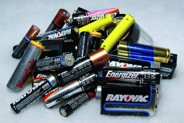 essential batteries