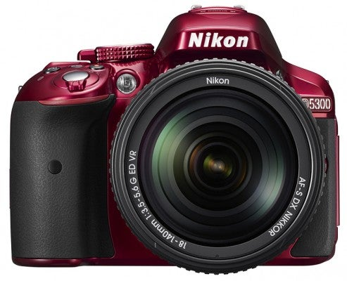 Built-in Wi-fi on the Nikon D5300