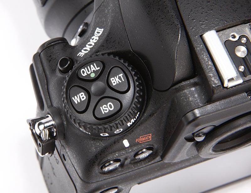 Nikon D800E detail