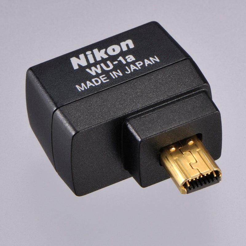 Nikon WU-1a adapter
