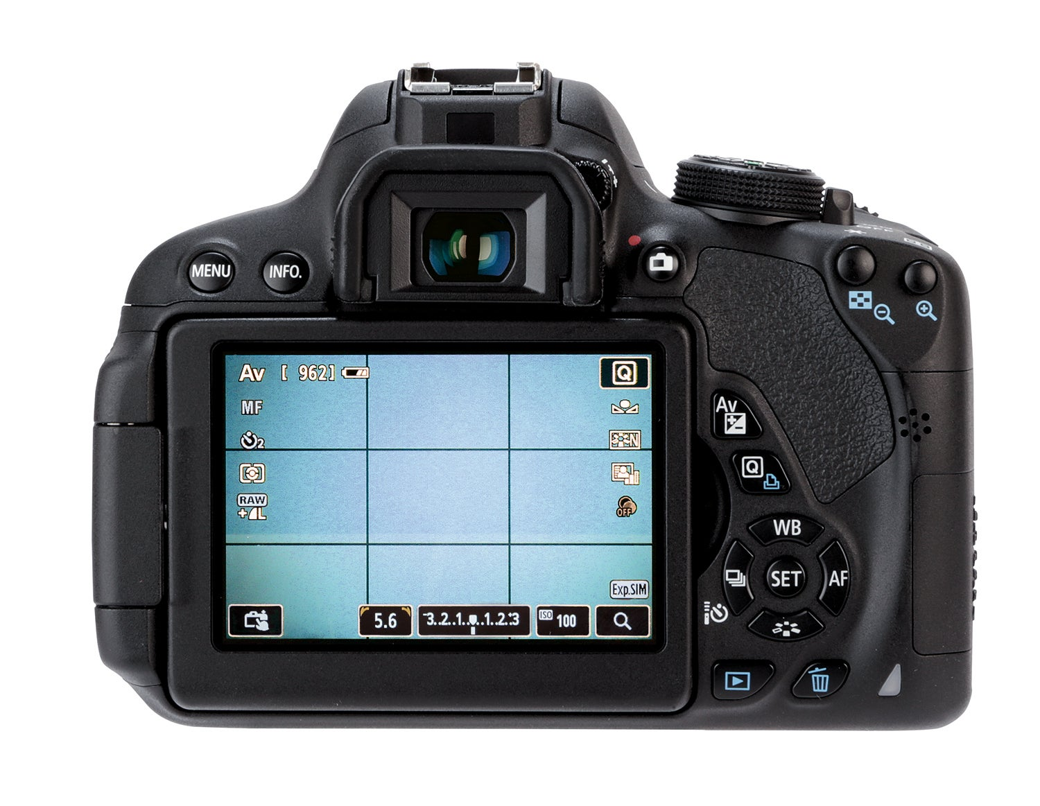 Tests Com Reviews >> Our Essential Guide To Viewfinders And Rear Displays - What Digital Camera