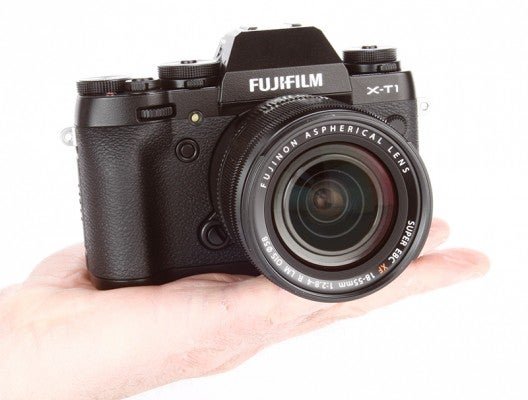 Fujifilm X-T1 product shot 8