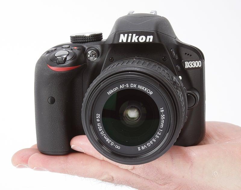 Nikon D3300 Review - handheld