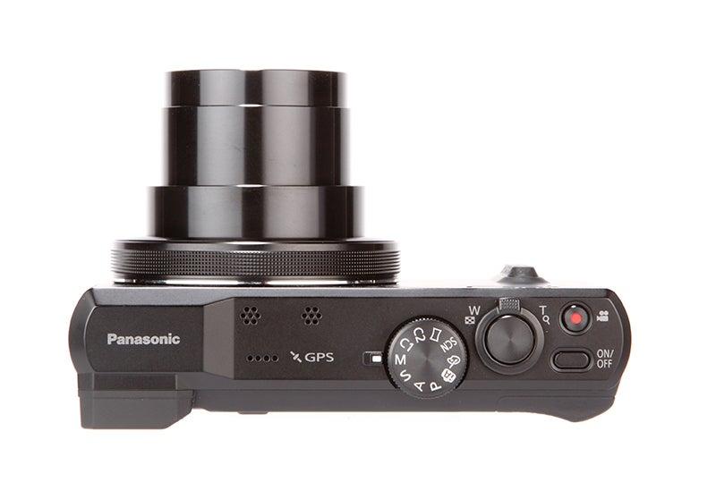 Panasonic Lumix TZ60 Review - top down