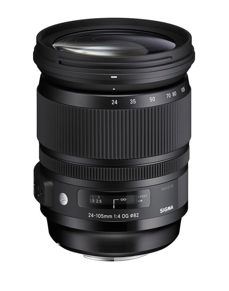 Sigma 24-105mm F4 DG OS HSM Review