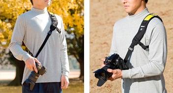 Nikon/Blackrapid Quick Draw Strap