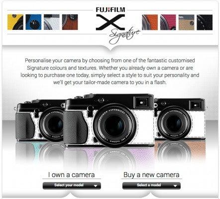 Fujifilm X Signature Skins