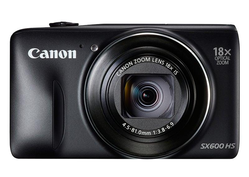 Canon PowerShot SX600 HS Review - front