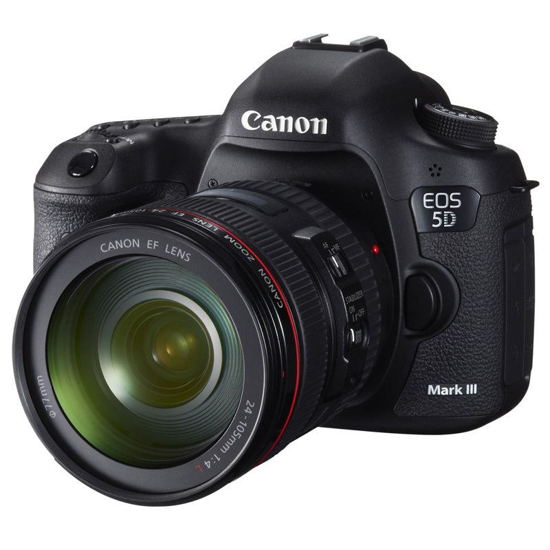 ... EOS 5D Mark III - What Digital Camera reviews the EOS 5D MkII DSLR