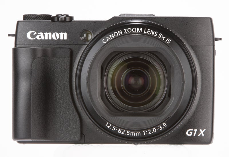 Canon PowerShot G1 X Mark II Review - front view