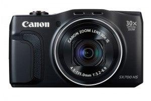 Canon PowerShot SX700 HS product shot 1