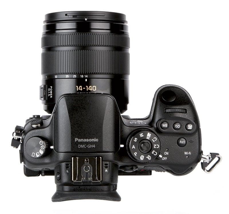 Panasonic Lumix GH4 Review -  plan