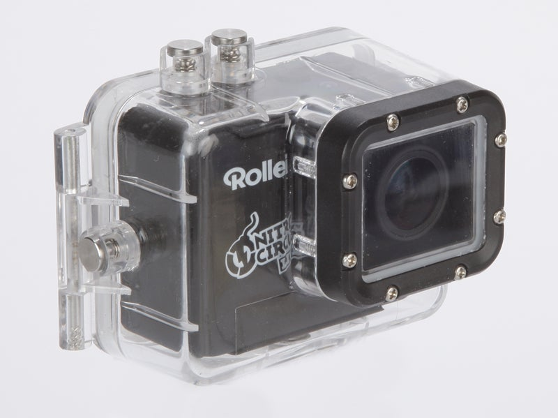 Rollei S-50 front angled